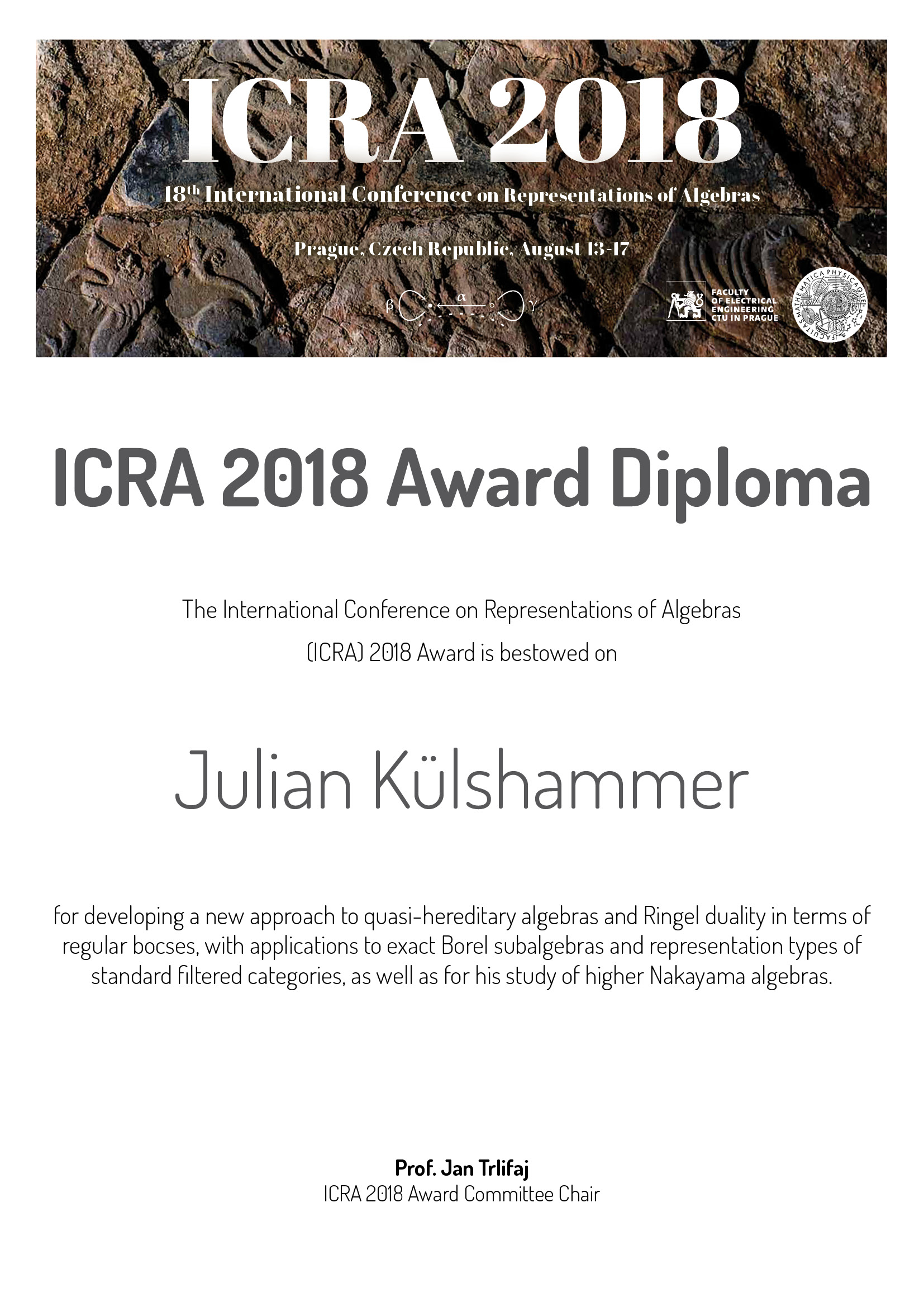 ICRA Awards